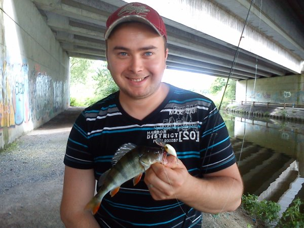 03/07/12 petite session pêche dans l'aprés midi
