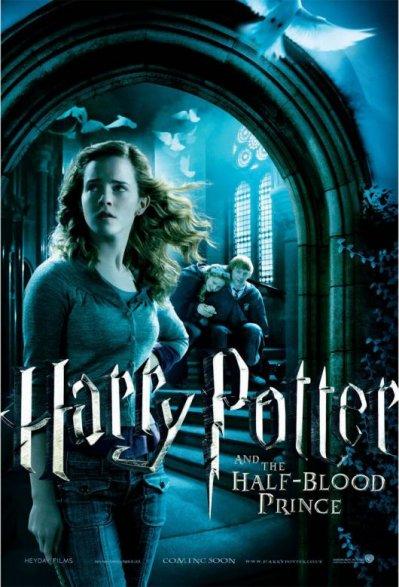 Harry Potter et le prince de sang mélé (6)