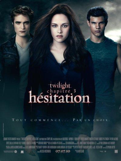 Twilight 3 : Eclipse