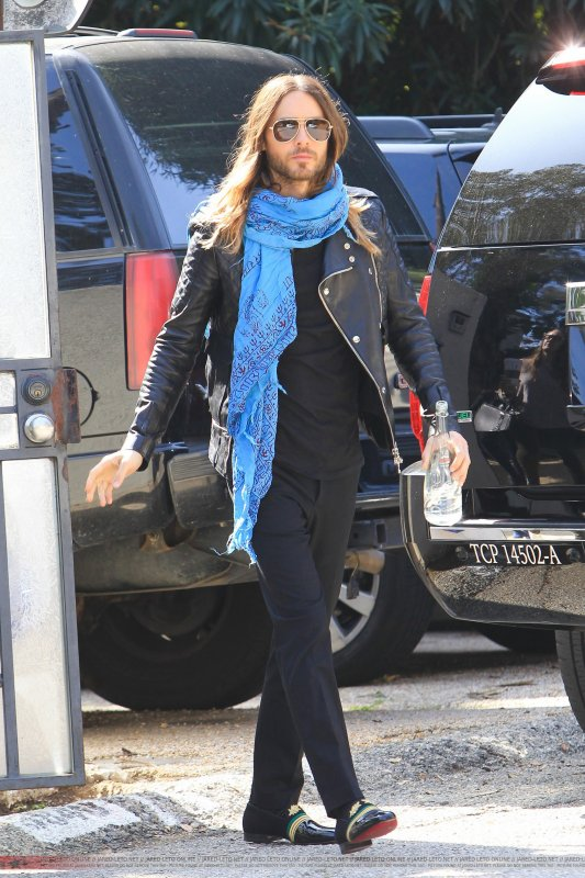 Jared Out in Los Angeles – 04 March 2013
