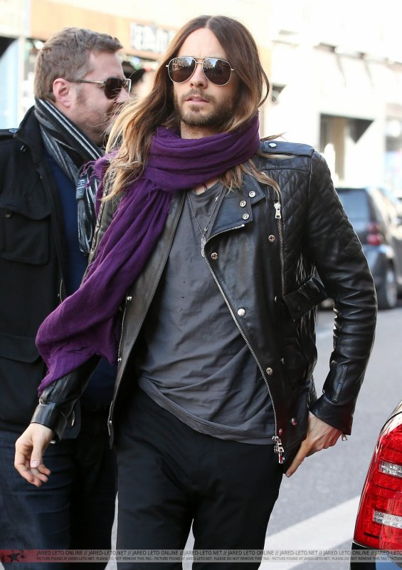 Jared Out in Paris – 06 March 2014