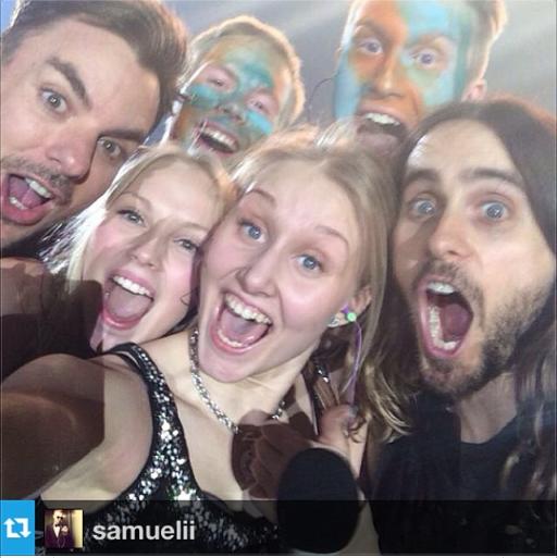 Selfie !!