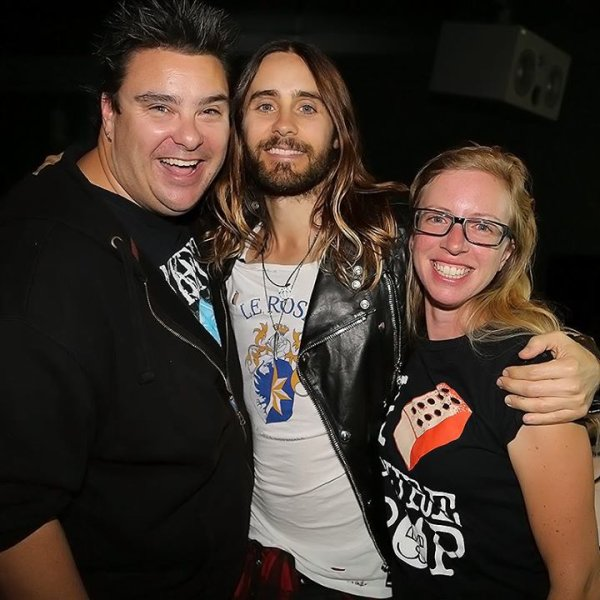 30 Seconds to Mars Perform Stay on Triple M – Videos + Pics