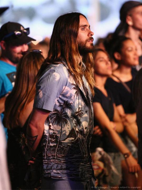 Jared Coachella 2014 Day 1