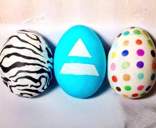 Bon Week End de Pâques à tous :D