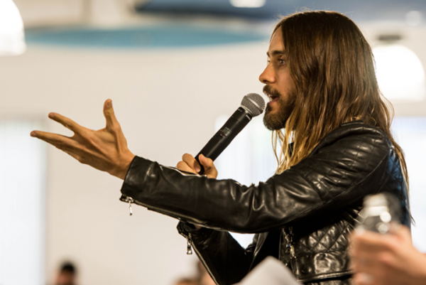 Jared at Box HQ – Pics