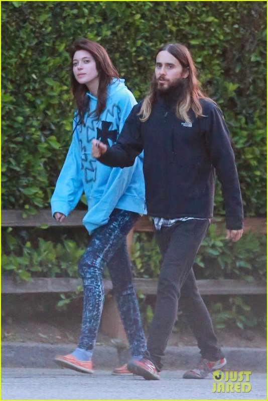 Jared Hiking in Los Angeles – 08 Mai 2014