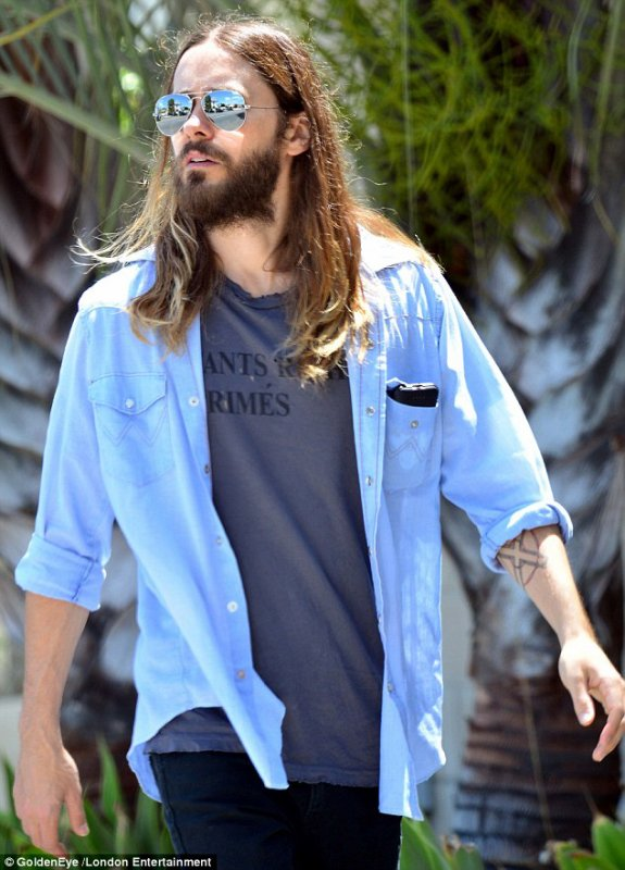 Jared Out & About in Los Angeles – 21 Mai 2014