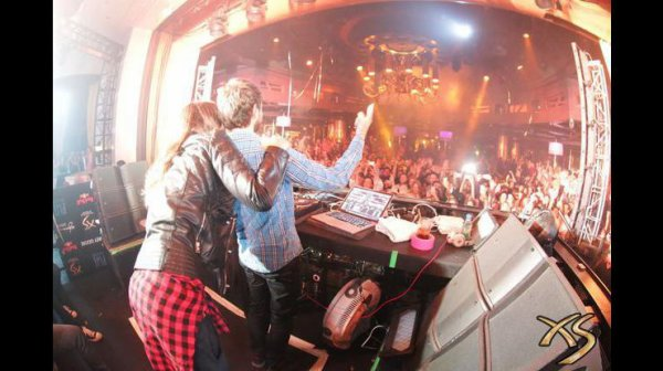 Jared Leto Joins Zedd at XS Las Vegas – Pics