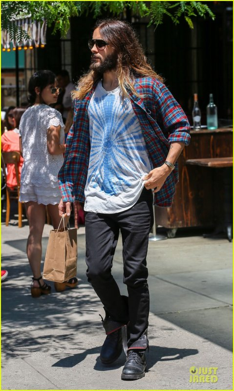 Jared Out in New York – 16 June 2014