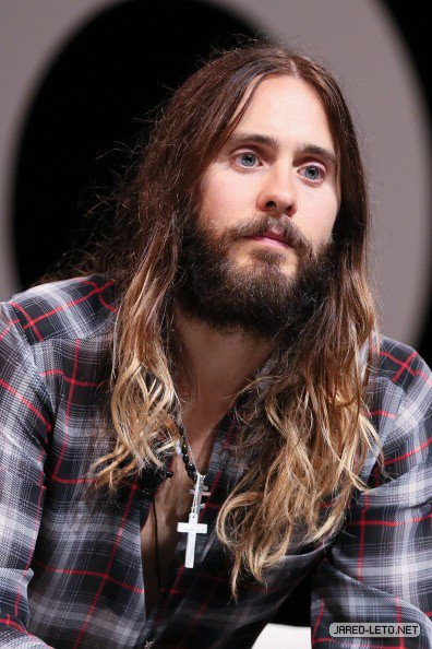 Jared At 'Clear Channel Media & Entertainment' At the 2014 Cannes Lions – 18 June 2014