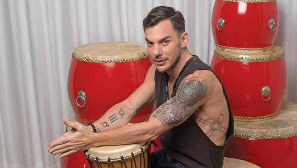 Shannon Leto featured in 'Modern Drummer' Magazine