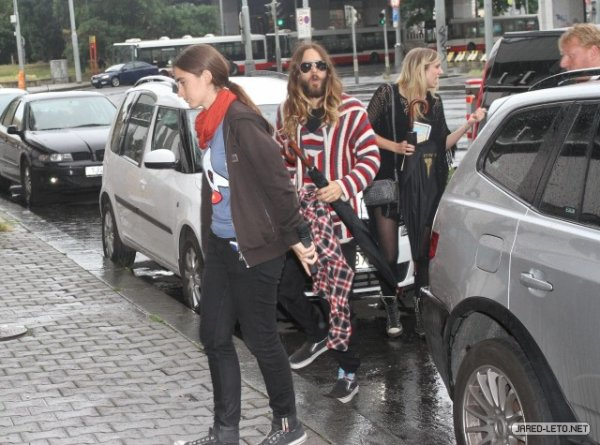 Jared in Prague 29 June 2014