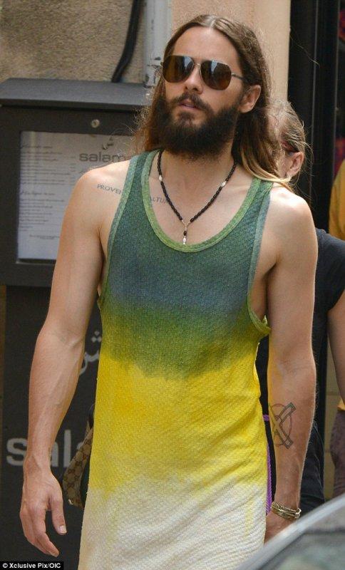 Jared in Saint Tropez  20 July 2014