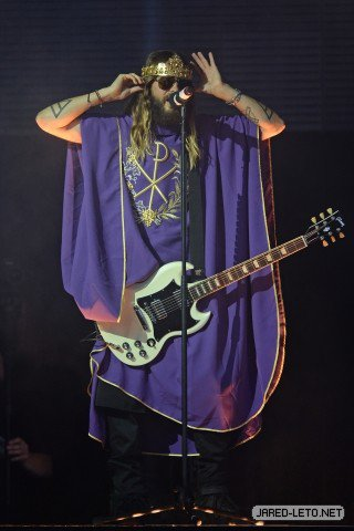 30 Seconds to Mars in West Palm Beach 08 Aug 2014