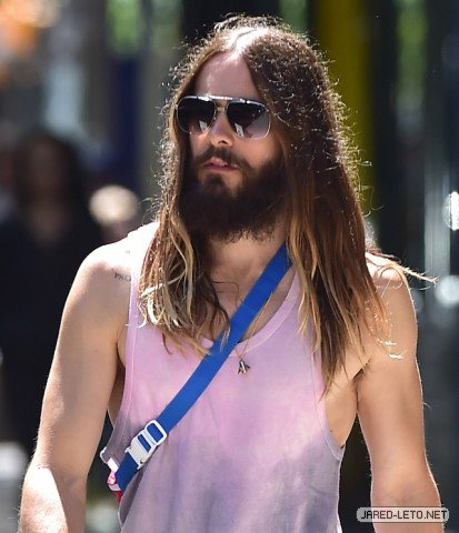 Jared Out & About in New York – 14 Aug 2014