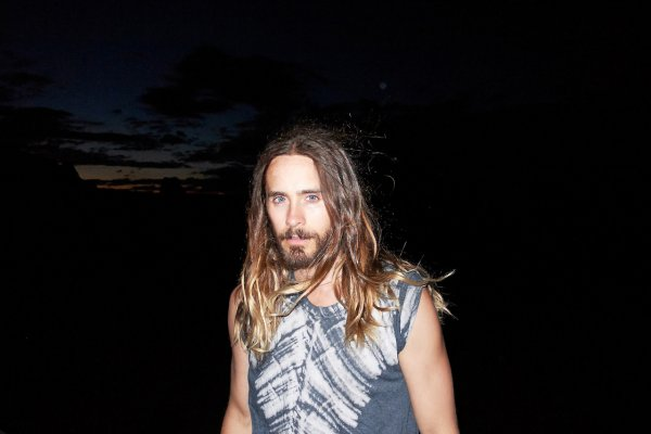 Jared & Shannon Pics by Terry Richardson