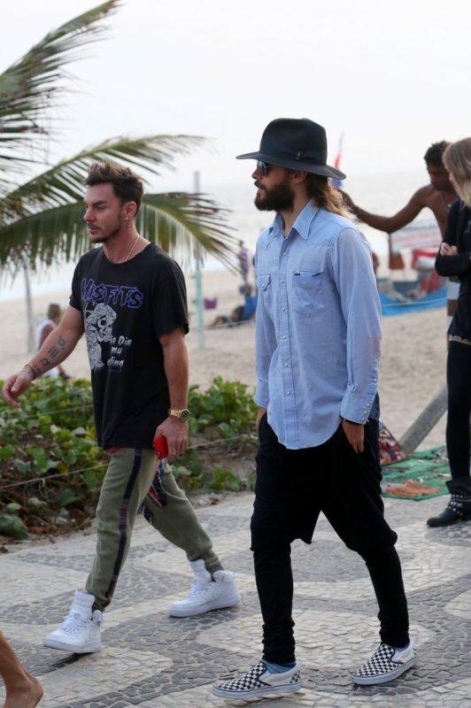 Jared & Shannon in Rio de Janeiro