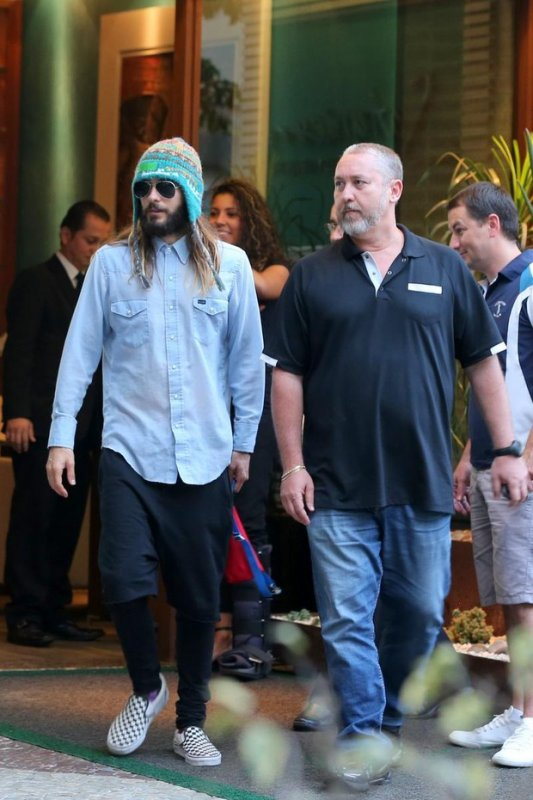 Jared in Rio