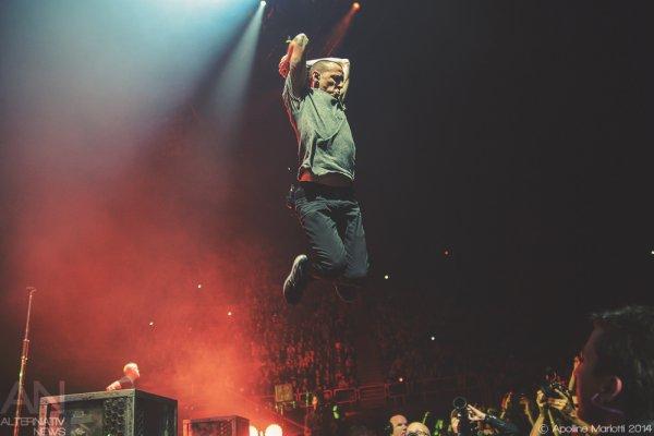 Linkin Park Bercy 16.11.14