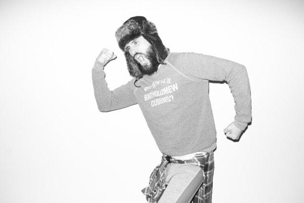 Jared at my studio photos Terry Richardson