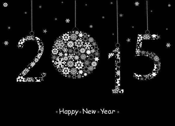 Bonne Année 2015 à tous :D