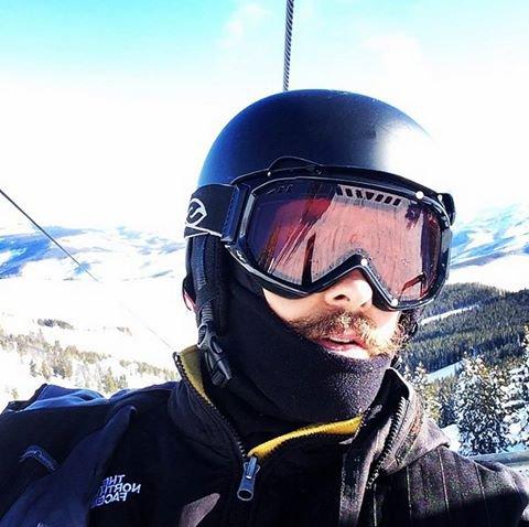 Jared au ski !