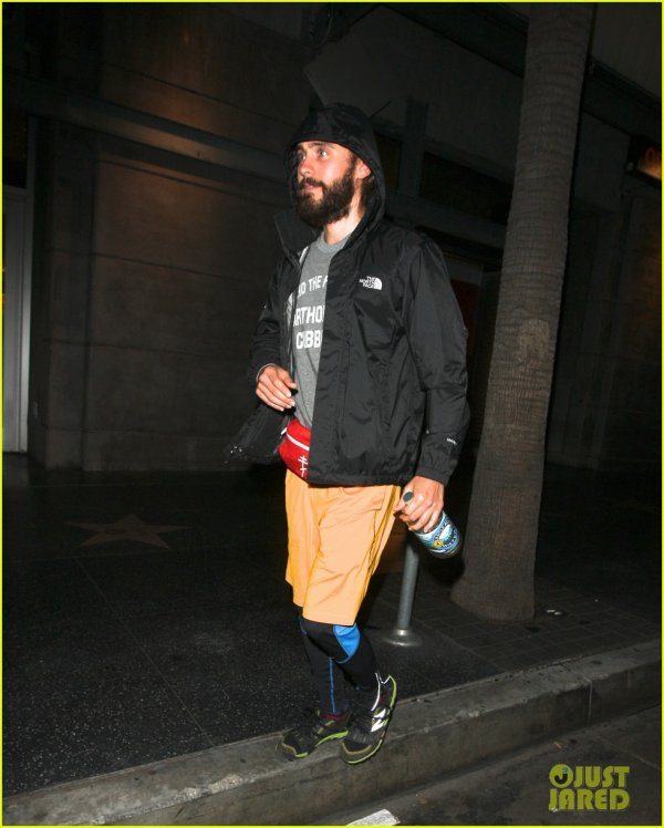 Jared Out in Hollywood – 31 Jan 2015