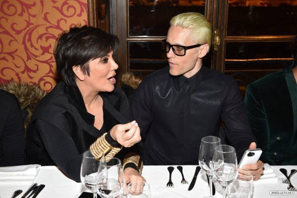 Balmain: Aftershow Dinner – Paris Fashion Week – 05 March 2015