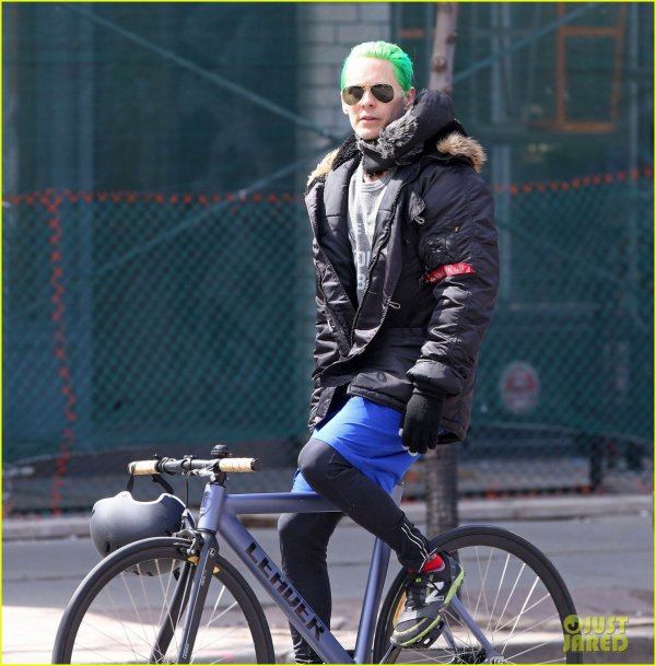Jared Out in Toronto – 26 April 2015