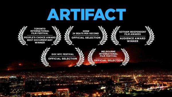 Première Diffusion d'Artifact à la télévision :)