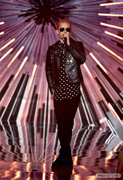 Jared at 2015 MTV Video Music Awards – Show Pictures 30.08.15