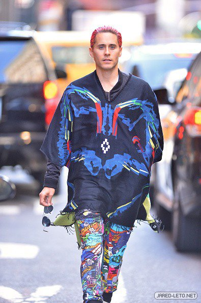 Jared In New York - 08 Oct 2015
