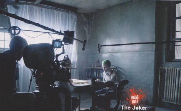 Jared Leto Joker for Empire Magazine
