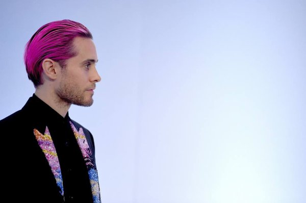 Jared Leto attends the 2015 WSJ. Magazine Innovator Awards, November 4, 2015 in New York City