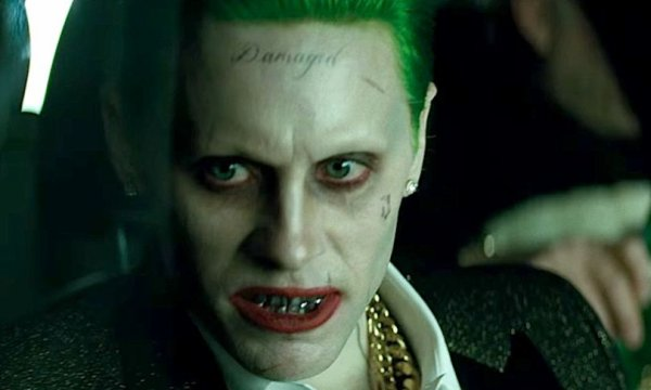 Jared en Joker !!!