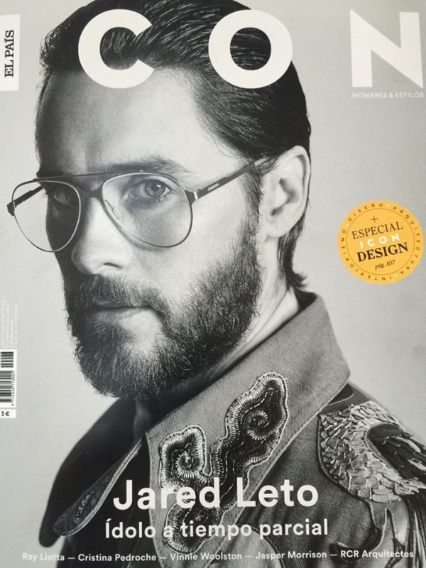Jared Icon Magasine
