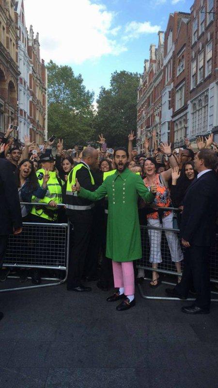 Première Européenne de Suicide Squad - Londres (03/08/2016).