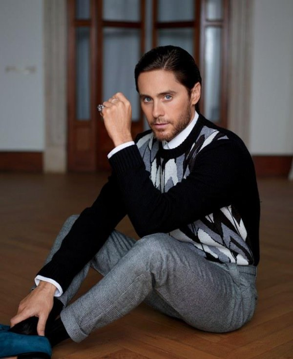 Jared pour GQ Style