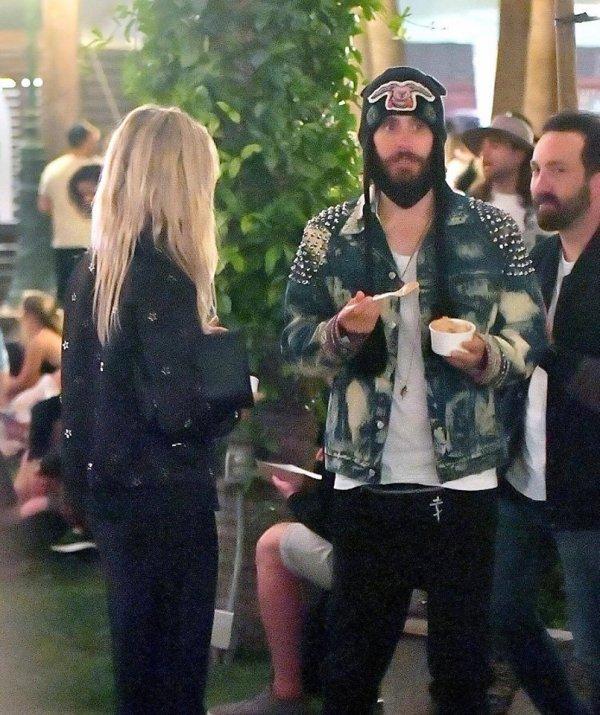 Jared au Festival Coachella 2017