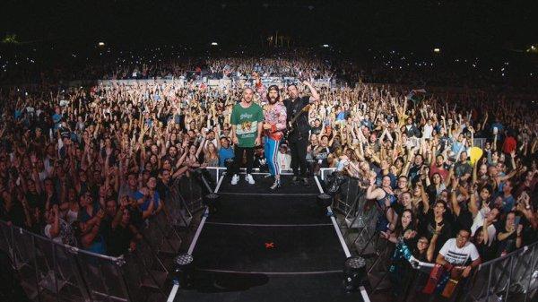 Concert au Perfect Vodka Amphitheater, West Palm, Florida, (20/5/2017)