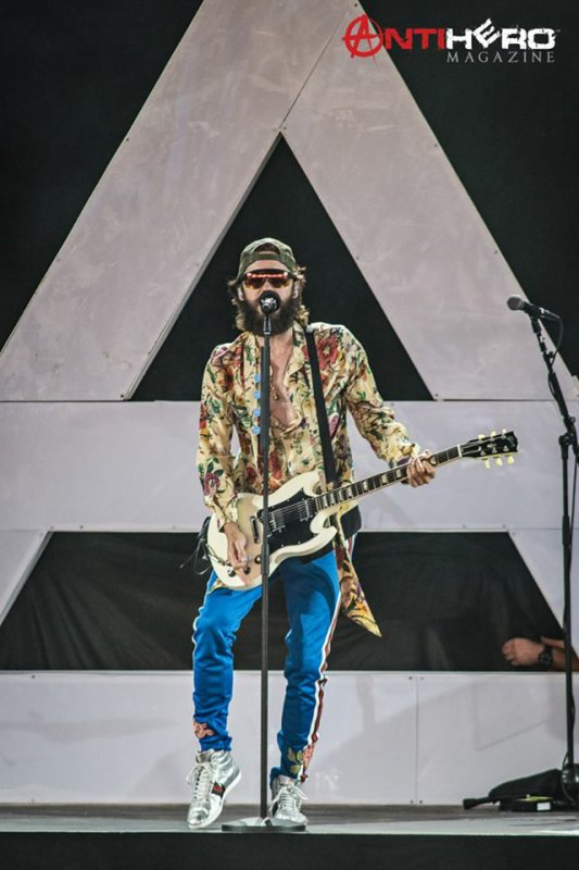 30SECONDSTOMARS PNC Music Pavilion Charlotte 15 June 2017.