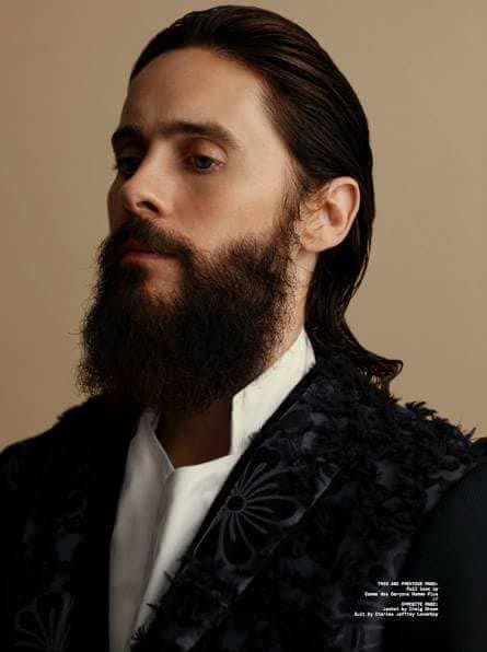 Jared dans le magazine Clash (automne 2017)