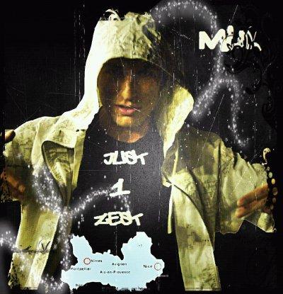 just 1 zest / LA MUSIQUE  MLK FEAT KAISHA (2011)