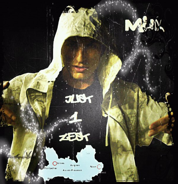 just 1 zest  30  06 / talent d artriste  MLK FEAT LIZZIANO (2012)