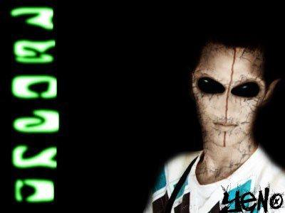 moi en alien