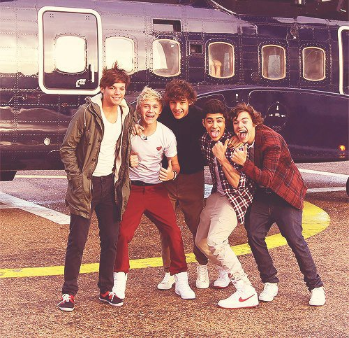 Fiction One direction =)