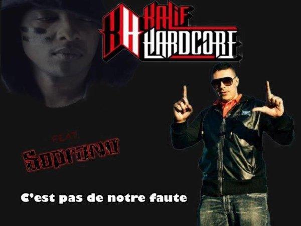 """Liga one / """"c'est pas de notre faute"""" feat Soprano (2012)"""