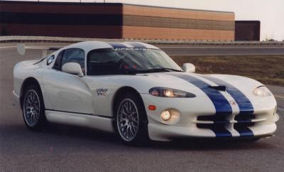 Dodge Viper GT2 de 1996
