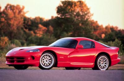 Dodge Viper GTS ACR de 1999
